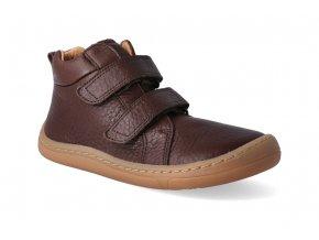 barefoot kotnikova obuv froddo bf high tops brown 2