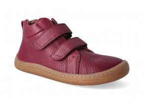 barefoot kotnikova obuv froddo bf high tops bordeaux 3