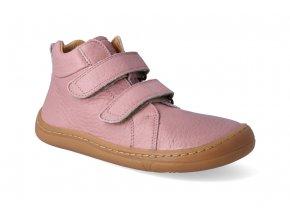 barefoot kotnikova obuv froddo bf high tops pink 3