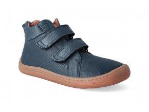 barefoot kotnikova obuv froddo bf high tops blue 2