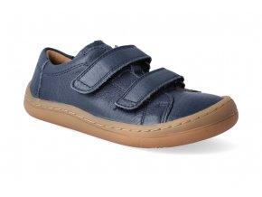 barefoot tenisky froddo bf low tops blue 2