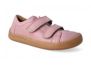 barefoot tenisky froddo bf low tops pink 2