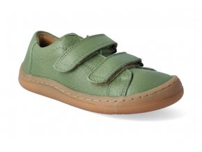 barefoot tenisky froddo bf low tops olive 2