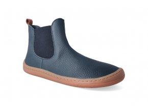 barefoot kotnikova obuv froddo bf chelys blue 2