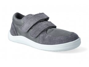 Barefoot tenisky Baby Bare Febo Sneakers Grey 2