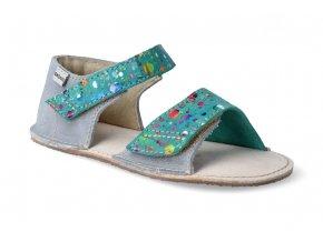 barefoot sandalky okbarefoot mirrisa barevne 2