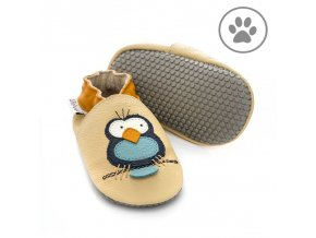 liliputi soft paws baby shoes silent birds 5209
