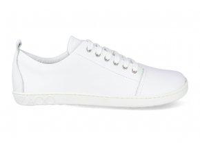 barefoot tenisky zaqq taqq white 2