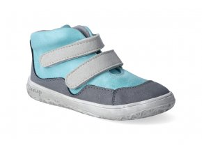 barefoot kotnikova obuv jonap bella mint 2