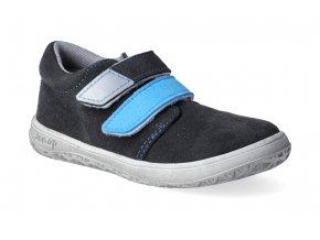 barefoot tenisky jonap b1 sedo modra 2