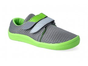 barefoot tenisky beda lime letni 2 2