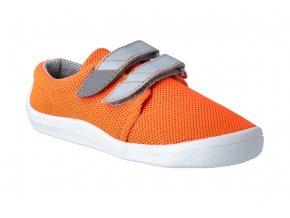 barefoot tenisky beda mandarine letni 2 3