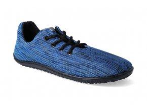 barefoot tenisky beda black ocean adult vegan 2021 2