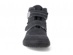 barefoot kotnikova obuv s membranou jonap b3 seda 3