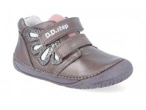 barefoot kotnikova obuv d d step s070 80a bronze 2