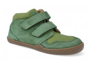 barefoot kotnikova obuv blifestyle raccoon bio leather strap waldmeister 3