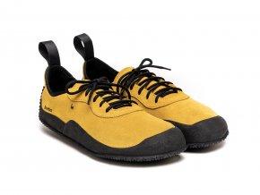 barefoot be lenka trailwalker mustard 21556 size large v 1