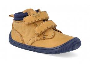 barefoot kotnikova obuv protetika fox brown 2