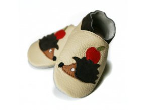 liliputi soft baby shoes hedgehog friends 2223
