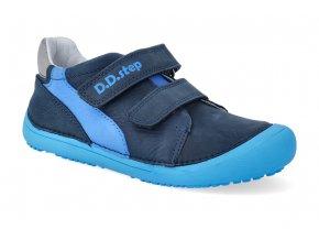 barefoot tenisky d d step s063 11a royal blue 2