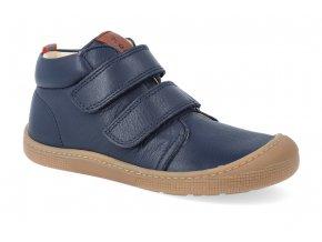 barefoot kotnikova obuv koel4kids don blue 2