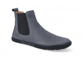 barefoot kozacky koel4kids fila adult dark grey 3