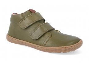 barefoot kotnikova obuv koel4kids don khaki 32 35 2