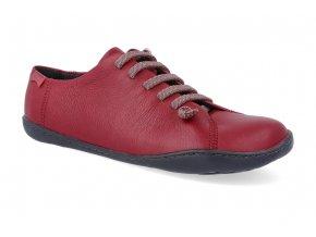 barefoot tenisky camper peu cami sella mars red k200514 017 3