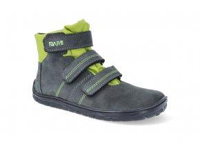 barefoot kotnikova obuv s membranou fare bare b5526261 2