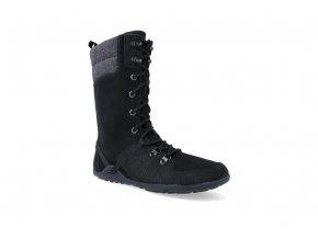 barefoot zimni obuv xero shoes mika w black 3