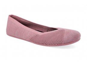 barefoot baleriny xero shoes phoenix knit rose 3