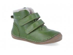 zimni obuv froddo flexible sheepskin olive 4