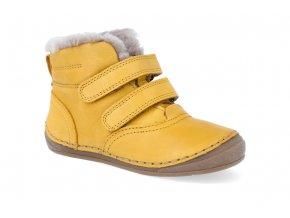 zimna obuv froddo flexible sheepskin yellow 3 2