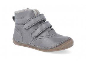 zimni obuv froddo flexible sheepskin grey 3 2