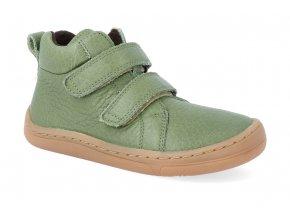 barefoot kotnikova obuv froddo bf autumn olive 2 4