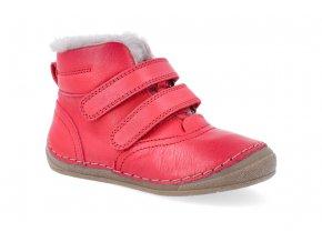 zimni obuv froddo flexible sheepskin red 2 2