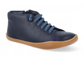barefoot kotnikova obuv camper peu cami sella mars blue 2