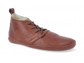 barefoot kotnikova obuv aylla tiksi brown l 2