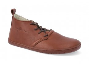 barefoot kotnikova obuv aylla tiksi brown m 2