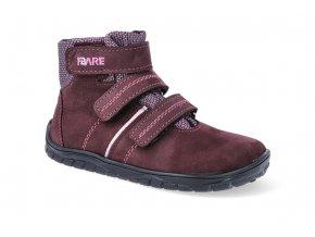 barefoot kotnikova obuv s membranou fare bare b5526292 4