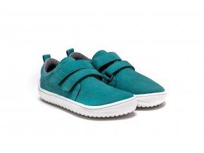 detske barefoot topanky be lenka jolly aqua green 20290 size large v 1
