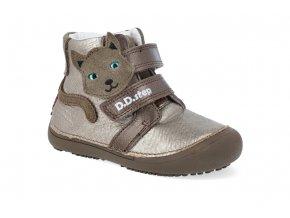 barefoot kotnikova obuv d d step a063 379a chocolate 2