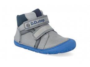barefoot kotnikova obuv d d step a073 874b grey 4