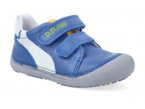 barefoot tenisky d d step s063 11 blue 4