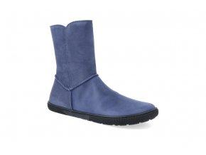 barefoot kozacky koel4kids fina adult blue 4