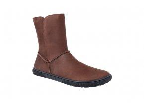 barefoot kozacky koel4kids fina adult chocolate 4