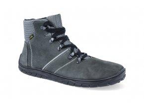 barefoot kotnikova obuv s membranou fare bare b5726261 2