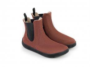 barefoot topanky belenka entice burgundy 24361 size large v 1