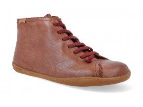 barefoot kotnikove boty camper peu cami brown 36411 096 4