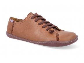 barefoot tenisky camper peu cami todi cola brown 20848 204 4
